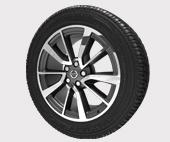 Диск Nissan X-Trail 2014