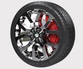 Колесо Range Rover Sport 2014