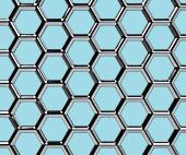 Решетка 6-Gon (шестигранная)