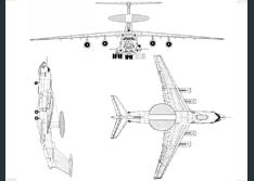 чертежи авиатехники