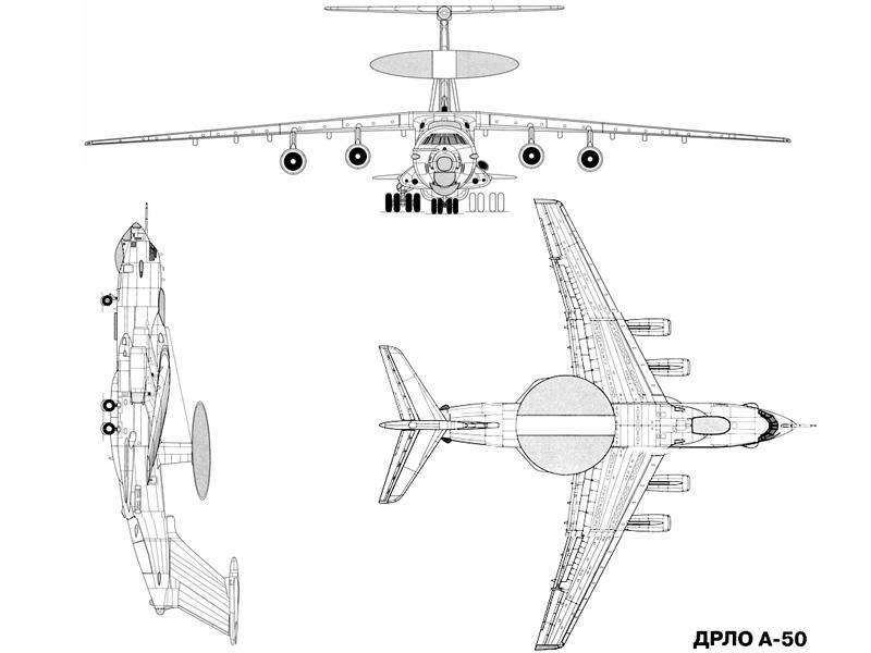 Beriev A-50